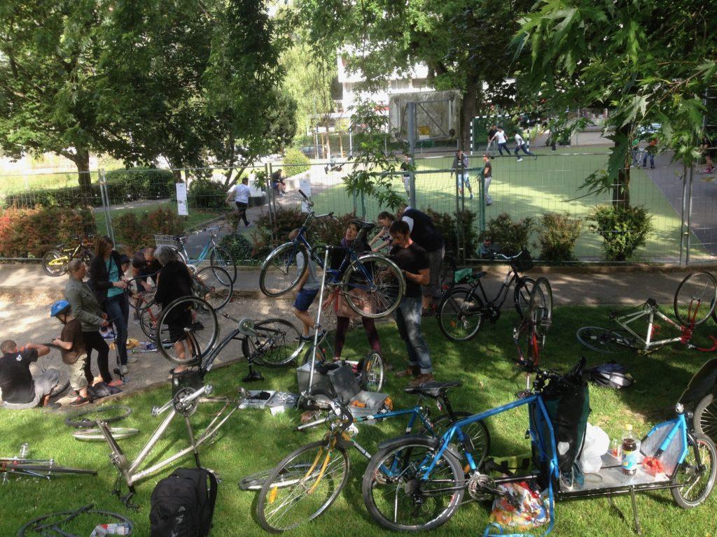 Des ateliers de rue pour vous sentir en sécurité - Association Atelierderoue Genève