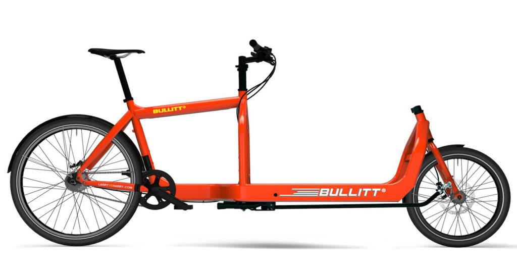 Bullitt Bikes - Atelier Veloroule Genève