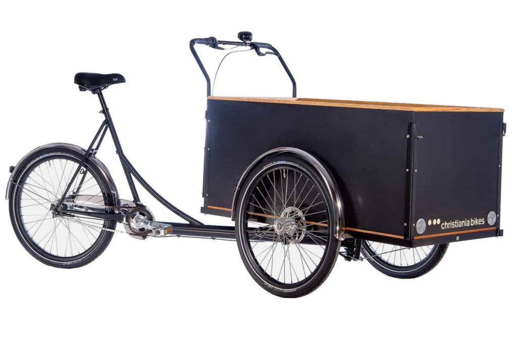 Christiania Bikes - Atelier Veloroule Genève