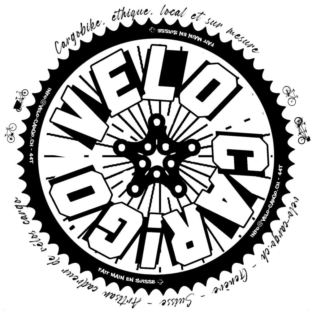 Logo vélo Cargo - Genève